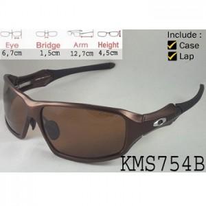 Jual Kacamata Branded Murah OAKLEY C-SIX - KODE : KMS754B