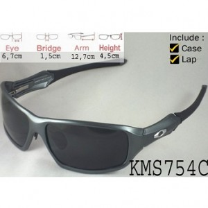 Jual Kacamata Branded Murah OAKLEY C-SIX - KODE : KMS754
