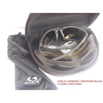 Oakley Jawbone Black