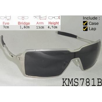 jual kacamata oakley probation silver black