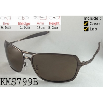 OAKLEY NEW INMATE BROWN - KODE: KMS799B