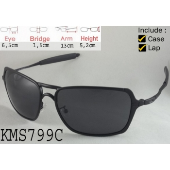 OAKLEY NEW INMATE BLACK - KODE: KMS799C