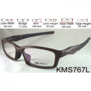 OAKLEY CROSSLINK BROWN - KODE: KMS767L