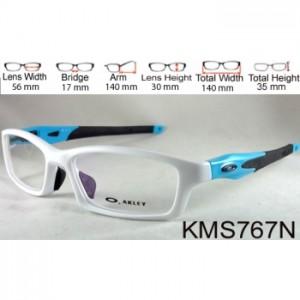 OAKLEY CROSSLINK White Blue Black - KODE: KMS767N