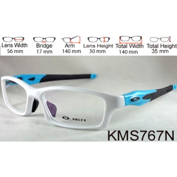Oakley Crosslink White