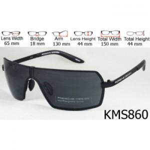 PORSCHE DESIGN P8491 BLACK - KODE KMS860