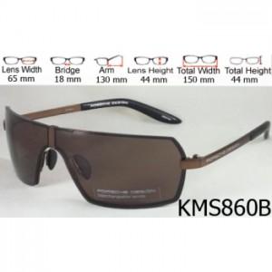 PORSCHE DESIGN P8491 BROWN - KODE KMS860B