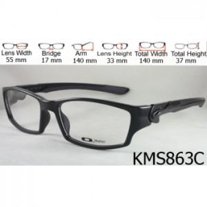 OAKLEY SCALPEL BLACK - KMS863C