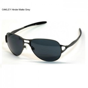 KACAMATA OAKLEY HINDER MATTE GREY