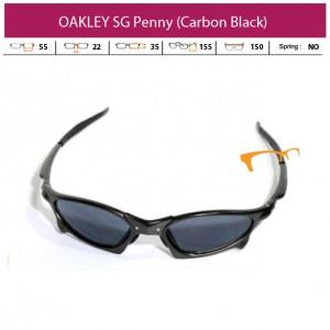 KACAMATA OAKLEY SG Penny (Carbon Black)