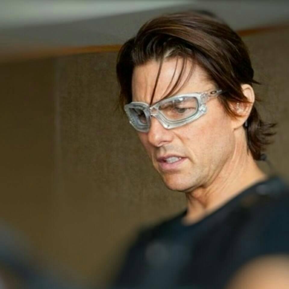 Oakley Jawbone Transparent 3 Lens Tom Cruiz