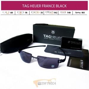 TAG HEUER FRANCE BLACK