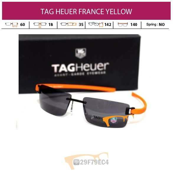 TAG HEUER FRANCE YELLOW
