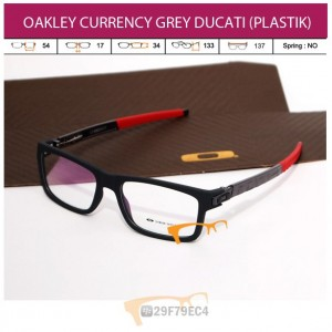 OAKLEY CURRENCY GREY DUCATI