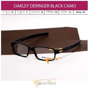 KACAMATA OAKLEY DERINGER BLACK CAMO