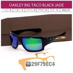 OAKLEY BIG TACO BLACK JADE