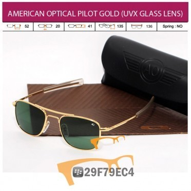 AMERICAN OPTICAL PILOT GOLD