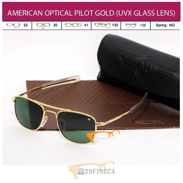 AMERICAN OPTICAL PILOT GOLD