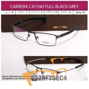 CARRERA MAGNETTO CA7390 FULL BLACK GREY