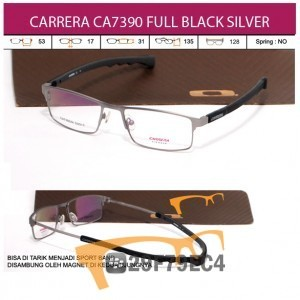 CARRERA MAGNETTO CA7390 FULL BLACK SILVER