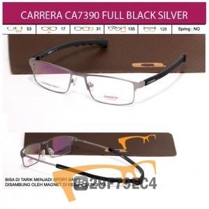CARRERA MAGNETTO CA7390 FULL BLACK SILVER