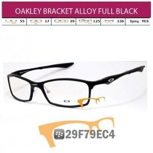 Oakley BRACKET Alloy Full Black