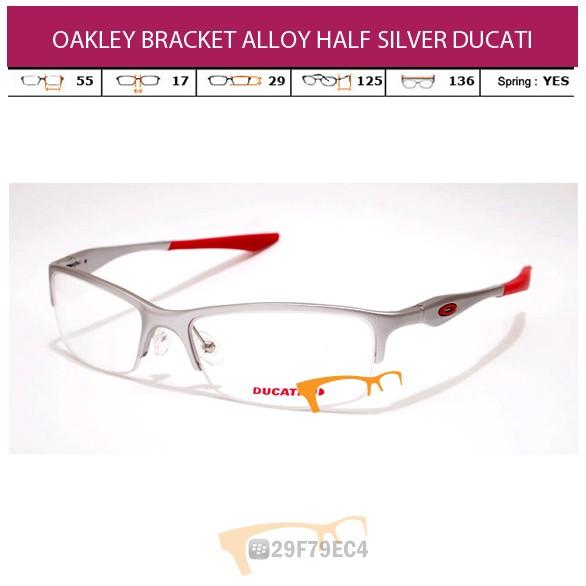 OAKLEY BRACKET ALLOY HALF DUCATI