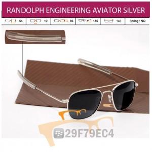 RANDOLPH ENGINEERING AVIATOR SILVER