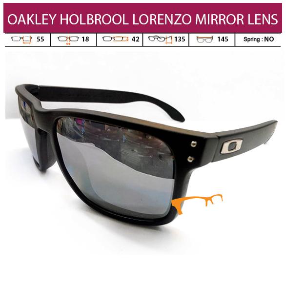 OAKLEY HOLBROOK JORGE LORENZO MIRROR LENS
