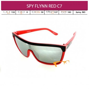 SPY FLYNN RED C7