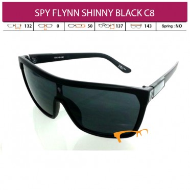 SPY FLYNN SHINNY BLACK C8