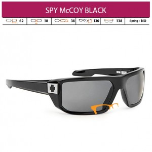 SPY McCOY BLACK
