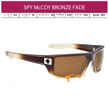 SPY McCOY BRONZE FADE