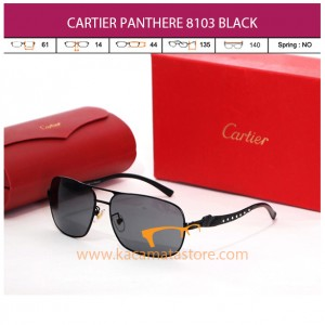CARTIER PANTHERE 8103 BLACK