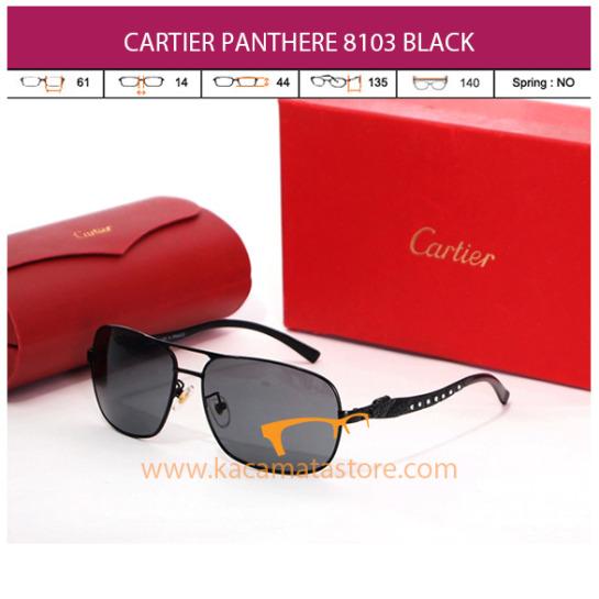 CARTIER PANTHERE 8103 BLACK