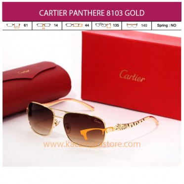 CARTIER PANTHERE 8103 GOLD