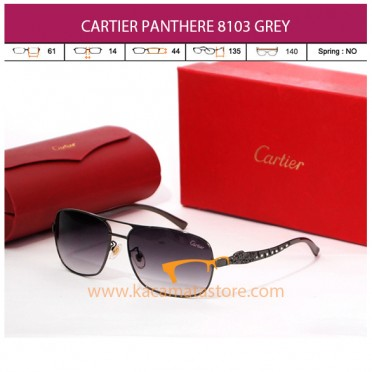 CARTIER PANTHERE 8103 GREY
