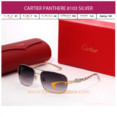 CARTIER PANTHERE 8103 SILVER
