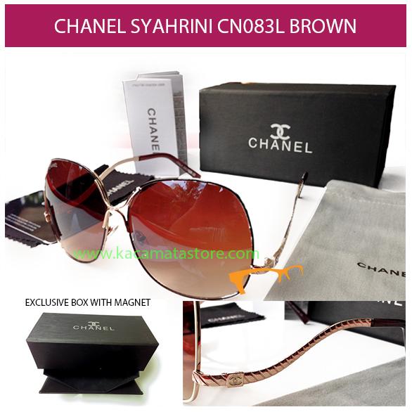 KACAMATA CHANEL SYAHRINI CN083L BROWN