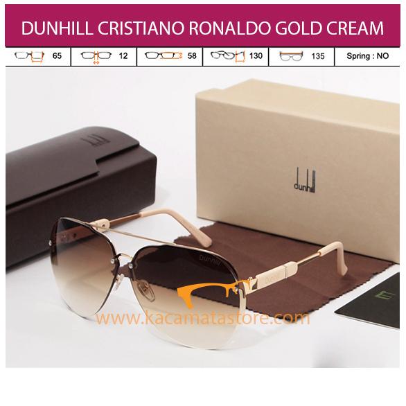 DUNHILL CRISTIANO RONALDO GOLD CREAM