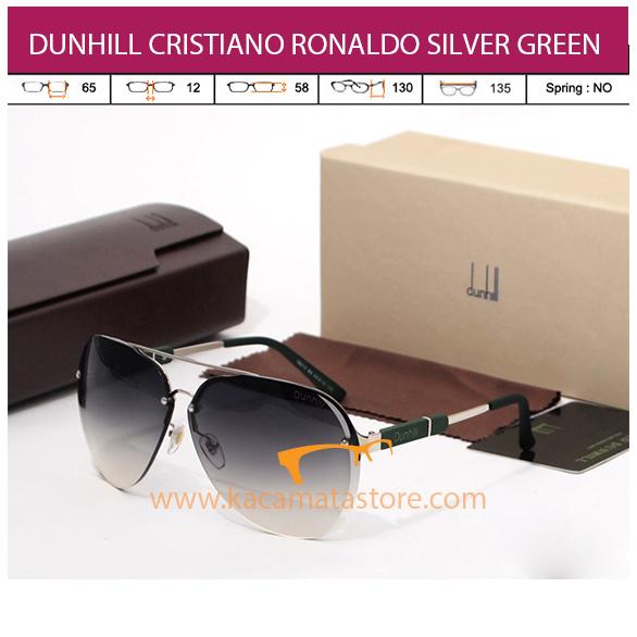 DUNHILL CRISTIANO RONALDO SILVER GREEN