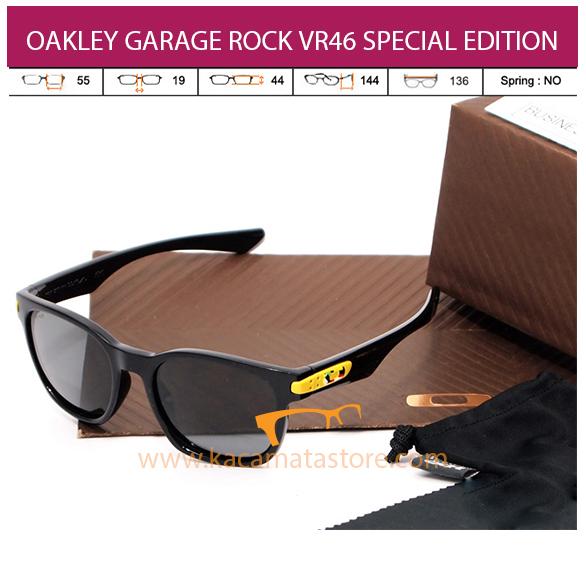 jual kacamata oakley valentino rossi vr46 garage rock