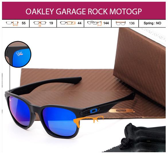 jual kacamata oakley garage rock motogp special edition