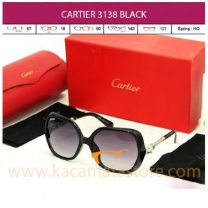 CARTIER 3138 BLACK