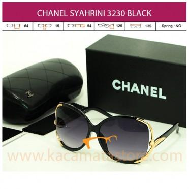 CHANEL SYAHRINI 3230 BLACK