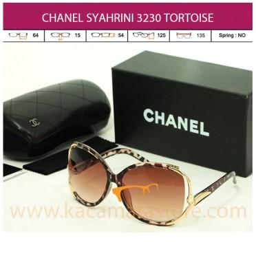 CHANEL SYAHRINI 3230 TORTOISE