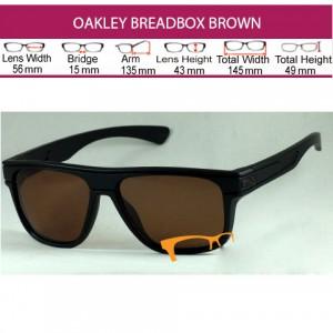OAKLEY BREADBOX BROWN