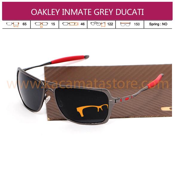 OAKLEY INMATE GREY DUCATI (GRADE AAA)