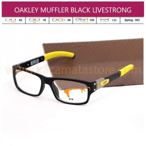 OAKLEY MUFFLER BLACK LIVESTRONG