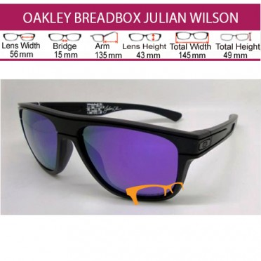 OAKLEY BREADBOX JULIAN WILSON